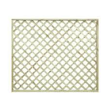 Diamond Trellis Panels Diamond Lattice Trellis Fence Panel 5ft Berkshire Fencing