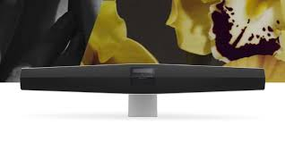bang and olufsen home theater bang u0026 olufsen releases a new aluminum soundbar with airplay and a