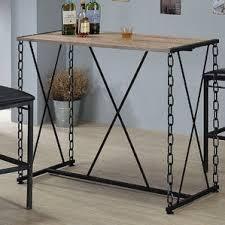 Oak Bar Table Oak Pub Tables U0026 Bistro Sets You U0027ll Love Wayfair