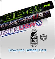 best softball bats softball bats the best selection of slowpitch and fastpitch bats