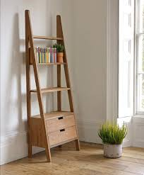 White Leaning Bookshelves by Collection Of White Leaning Bookshelf All Can Download All Guide