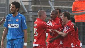 Valenciennes Lyon vidéo buts (2-1)