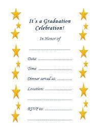 free graduation invite design