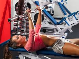Chest Flat Bench Press 5 Essential Chest Exercises For Women To Improve Strength 365
