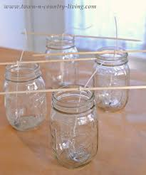 Mason Jar Candle Ideas How To Make Mason Jar Candles Town U0026 Country Living