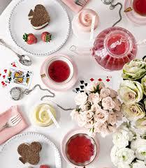 Alice In Wonderland Decoration Ideas Alice In Wonderland Tea Party Valentine U0027s Day Party Ideas