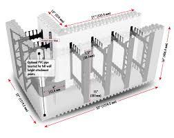 Icf Homes Plans Buildblock Design Advantages