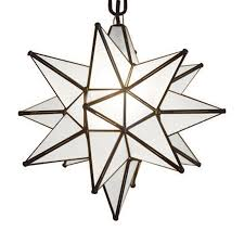 Moravian Light Fixtures by Shop Quintana Roo Moravian Star 19 In Bronze Electrical Outlet