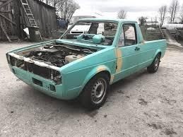 volkswagen caddy pickup mk1 mint caddy mk1 jdvisual