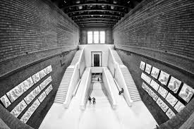 free images black and white building stone staircase subway