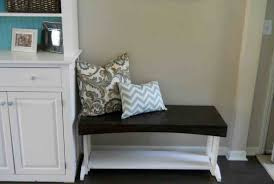 bench narrow bench for entryway 40 beautiful decoration also