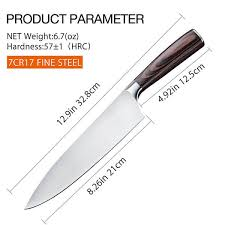 kitchen knive chef knife geekhom