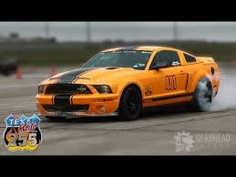 fastest stock mustang made fastest standing mile gt500 snake 220 8 mph