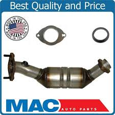 2003 cadillac cts catalytic converter catalytic converter exhaust pipe drive side 04 07 cadillac cts 2 8