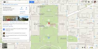 How To Plan A Route On Google Maps by Google Maps In Trouble Over Search That Points To The White
