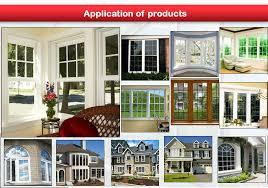 modern window grill design aluminum sliding window price list