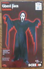 Scream Halloween Costume Kids Scream Costumes Boys Ebay