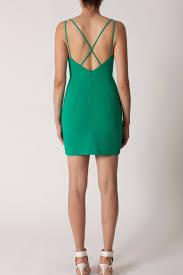black halo behati green mini from back bay by max u0026 riley u2014 shoptiques