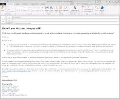 Formal Business Email by Firm Marketing Resources Marketing Plan I Bill Com Intacct