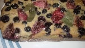 vegan alkaline blueberry strawberry key lime pound cake homemade