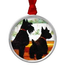 12 best scottie ornaments images on