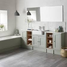 fitted bathroom furniture ideas bathroom inspiring contemporary bathroom with beams decor