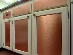 copper kitchen cabinets copper doors video hgtv