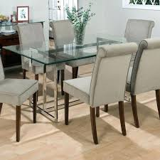 glass top dining room tables rectangular dining tables inspiring steel dining table steel dining table