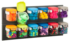 Plastic Wreath Storage Containers Honey Can Do Flip 12 Storage Bins U0026 Reviews Wayfair