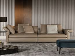 collar sofa by rodolfo dordoni for minotti sohomod blog
