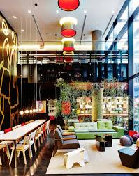 travel the citizenm hotel times square by concrete