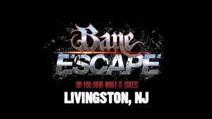 bane escape the premier escape rooms in nj youtube