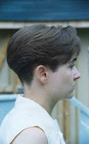 side view of blended wedge haircut brown wedge the wedge lives on pinterest wedges haircuts