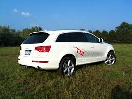 Audi Q7 Diesel Mpg - review 2009 audi q7 tdi