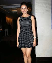 model rakul preet singh wallpapers rakul preet singh glamours in black dress photos 1