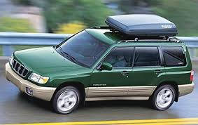 subaru green forester 2002 subaru forester information and photos zombiedrive