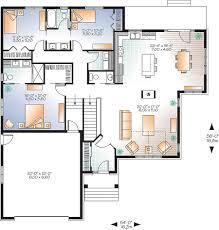 open floor plan craftsman house 22423dr 1st floor master suite
