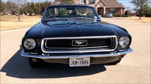 ford mustang convertible 1968 1968 ford mustang convertible for sale 33 900