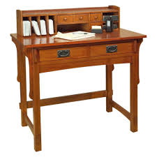 Mission Style Computer Desk With Hutch by Arts And Crafts Small Desk With Hutch Create A Complete Well