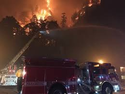 Fire Evacuation Plan For Care Homes by Evacuation Warnings Downgraded For Some In Skamania County The