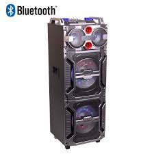 portable speaker with lights crazy big party speakers portable party speaker 12 200w led