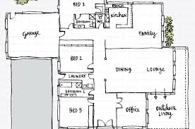 create a house floor plan easy tools to draw simple floor plans