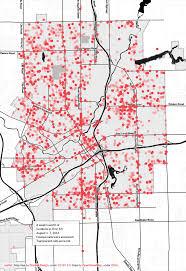 Flint Michigan Map The Calls Left Unanswered U2013 Memo Random U2013 Medium