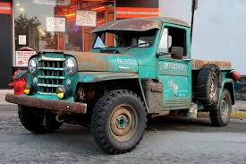 lifted jeep truck 1952 willys jeep truck rat rod u2013 offroaders com