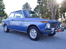 1972 blue bmw 2002 tii used corvettes for sale