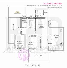 contemporary style house plans elevation and floor plan of contemporary home indian house plans