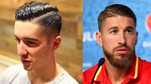 soccer haircut steps sergio ramos inspired haircut 2017 cool and trendy men s