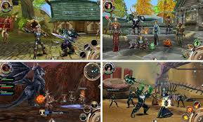 best android mmorpg best rpg for android android authority