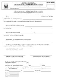 College Freshman Resume Sworn Affidavit Form Affidavit Form Microsoft Word Templates