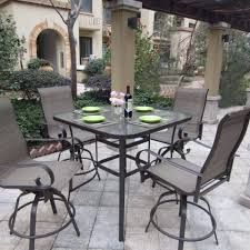Patio Table Bar Height Uncategorized Patio Furniture Bar Height In Awesome Patio
